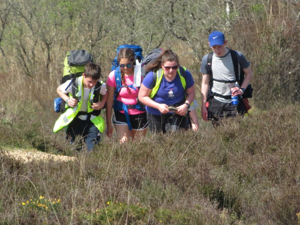 DofE Bronze Practice, May 2018 5