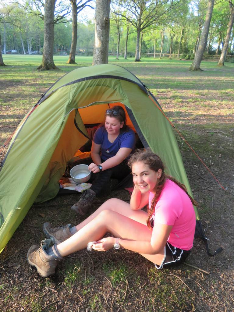 DofE Bronze Practice, May 2018 6