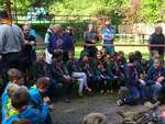 St George's Day Camp Fire 2017 4
