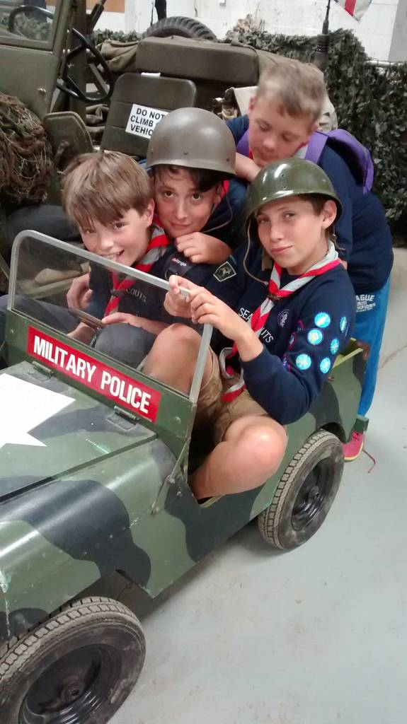 Scout Summer Camp, 2016 162