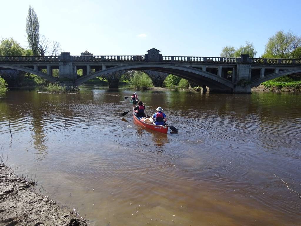 DofE Silver Practice on Severn, May 2018 5