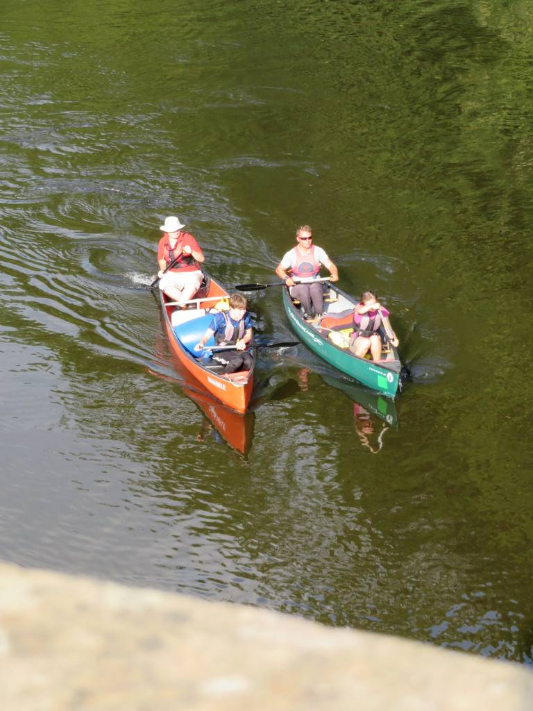 DofE Silver Assessed Canoe Expedition, Wye 2018 24