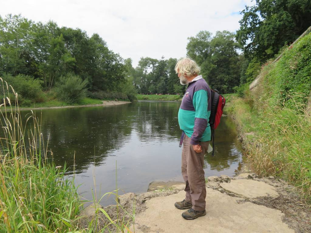 DofE Silver Assessed Canoe Expedition, Wye 2018 62