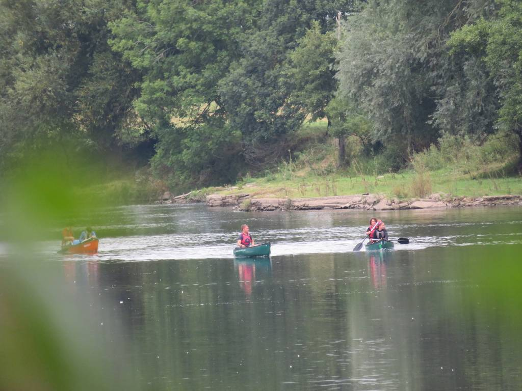 DofE Silver Assessed Canoe Expedition, Wye 2018 87