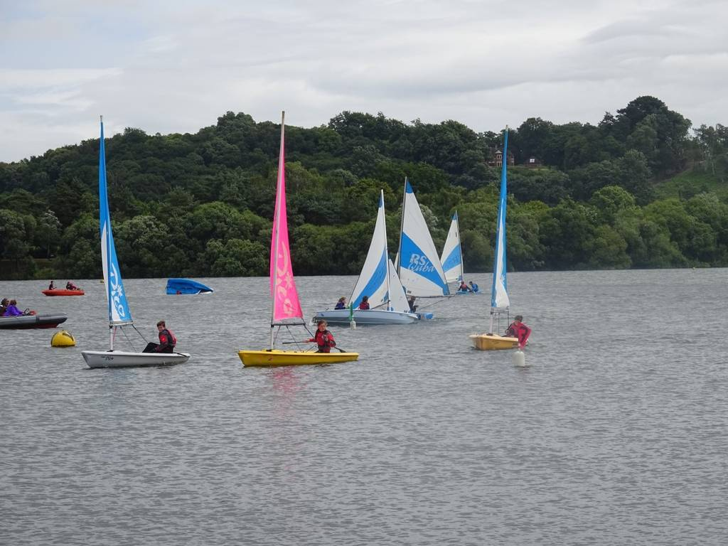 Blashford Solent Sailing Regatta, July 2016 14