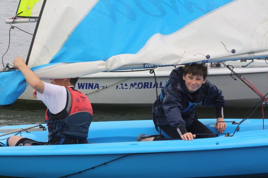 Blashford Solent Sailing Regatta, July 2016 36