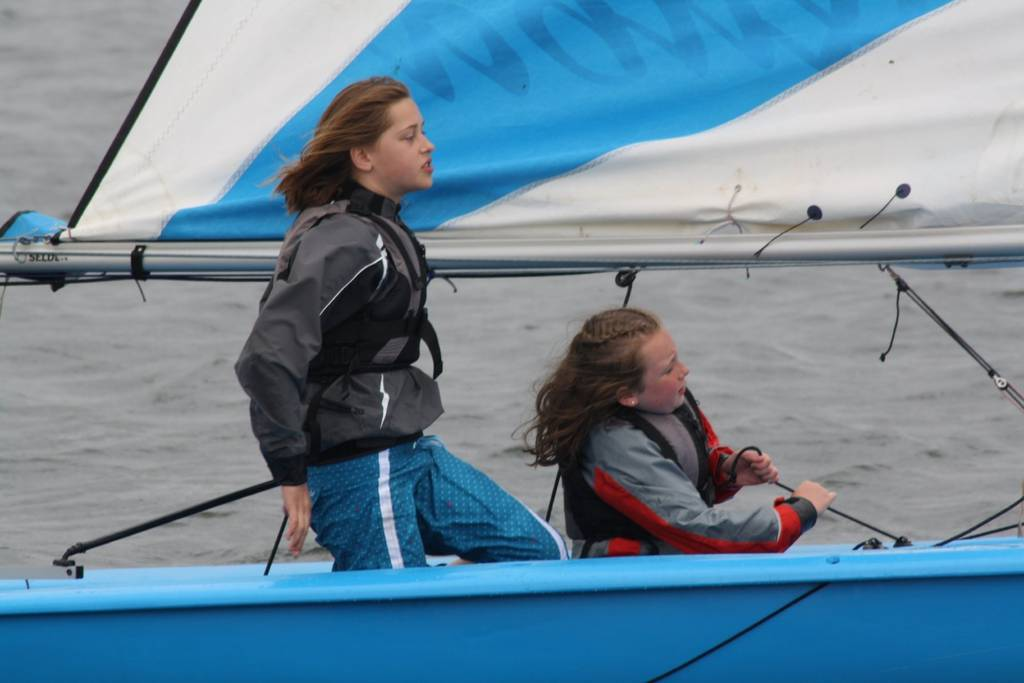 Blashford Solent Sailing Regatta, July 2016 38